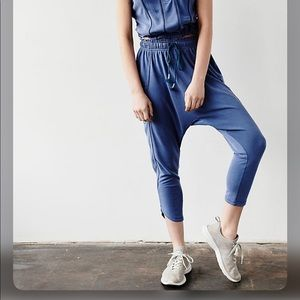 Free people just like that slouchy harem pant